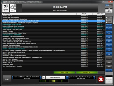 NextKast Internet Radio Automation