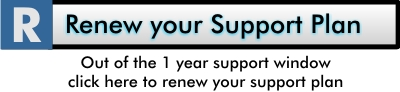 Renew your Support Plan